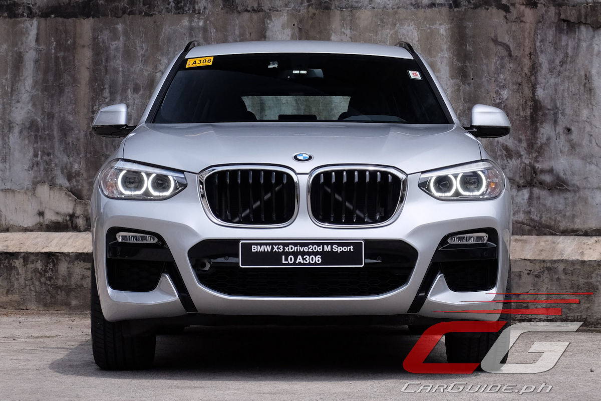 Review 2018 Bmw X3 Xdrive20d M Sport Philippine Car News