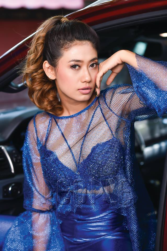 Thinzar Wint Kyaw Photoshoot For People Magazine