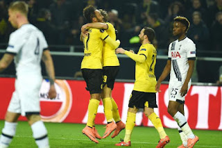 Borussia Dortmund vs Tottenham Live Stream online Today 21-11- 2017 Champions League