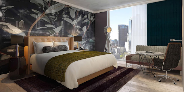 At Hotel Indigo Los Angeles Downtown, you'll experience the city's thriving creativity, urban vibe and unique multiculturalism both inside and out.