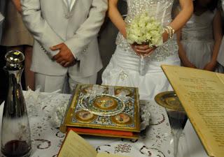 Γάμος - Κουφονήσια