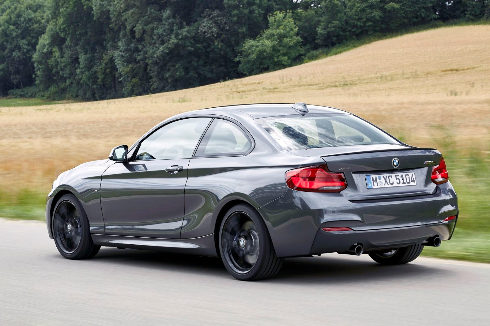 next gen bmw 2 series coupe and cabrio to remain rwd. Black Bedroom Furniture Sets. Home Design Ideas