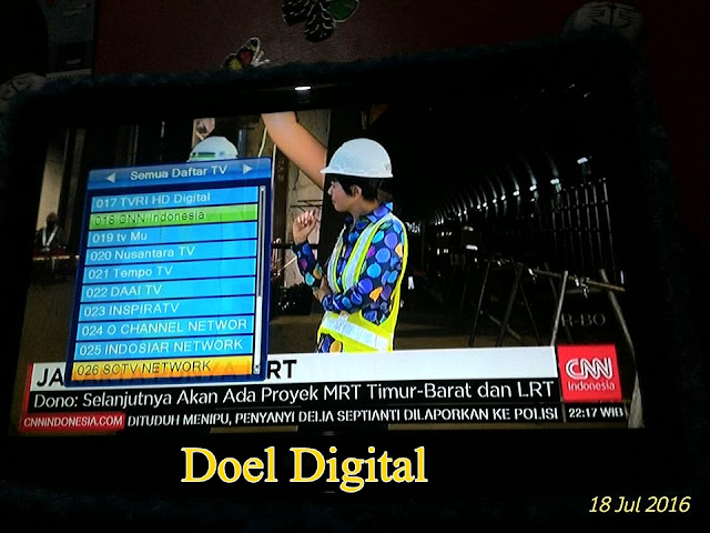 contoh siaran tv digital