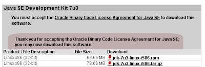 instalacion de jdk linux