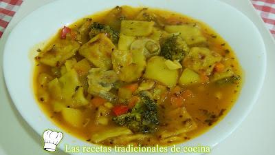 Cómo hacer gazpacho Manchego con verduras