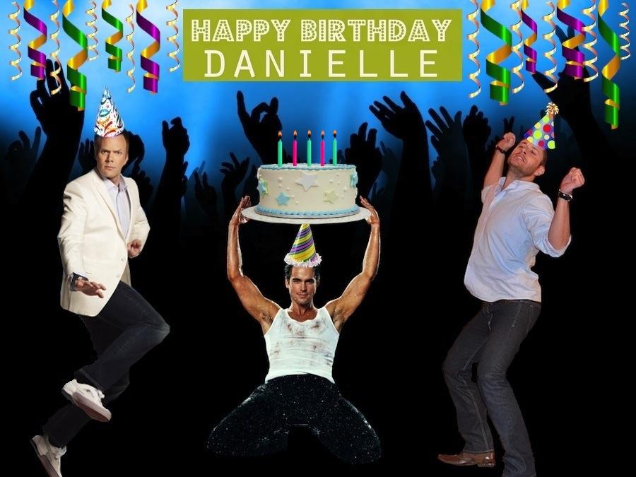Magic Mike Birthday Cake