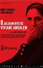 Filme O Julgamento de Viviane Amsalem