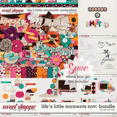 Life's Little Moments Nov: Bundle
