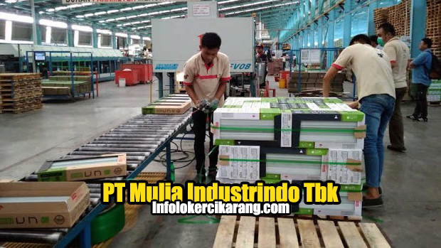 PT Mulia Industrindo Tbk