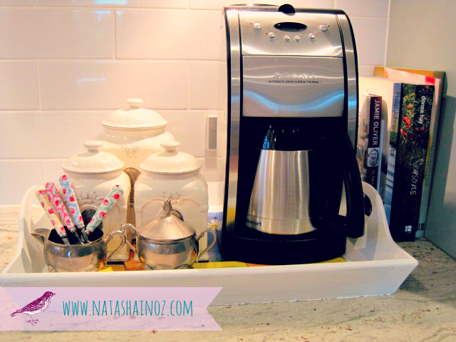 #Coffee Time ~ My New Beverage Station-Cuisinart Coffee maker image