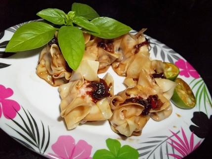Filipino Style Pork Siomai Recipe