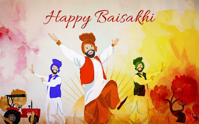 Happy Baisakhi Images 2019 Wishes Quotes Text For Whatsapp Facebook In Hindi & English