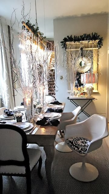 Inside & Out Interiors: NYE Party Decor Ideas