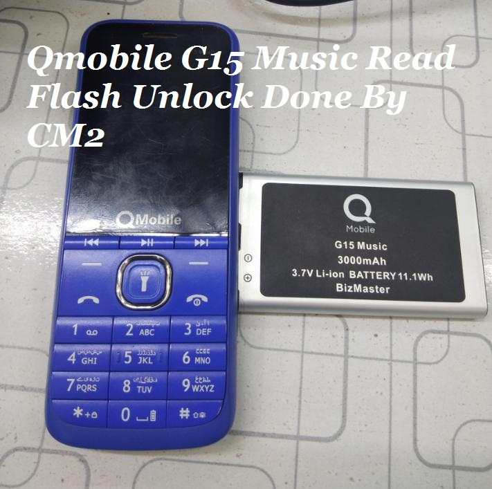 Qmobile G15 Music Flash File Free Download - Software World