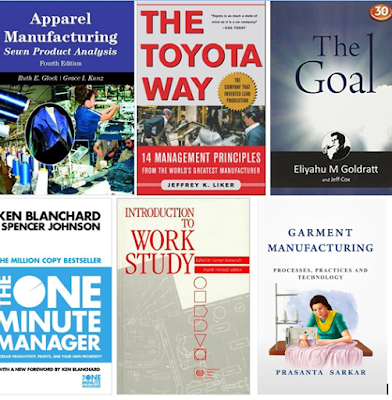 must read books for apparel enginers