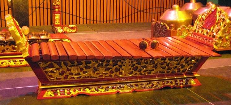 Pengertian Gambang Alat Musik Tradisional