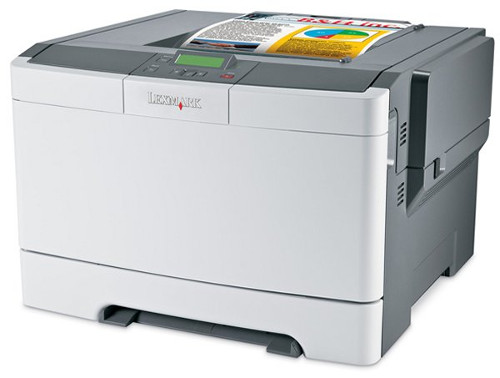 Download) Lexmark C543dn Driver
