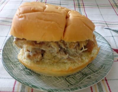 Mercado's Life Lessons: Turkey Dressing Sandwiches