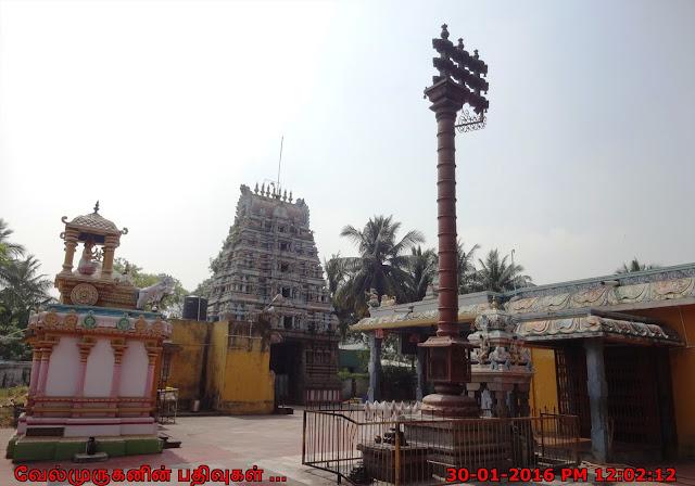 Shiav Temple near Thatchoor