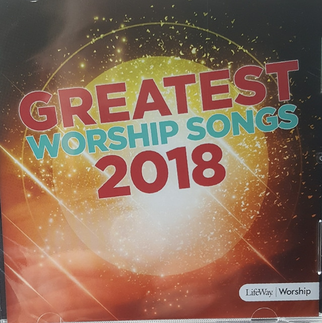 The Mary Reader: Greatest Worship Songs 2018 Lifeway Worship