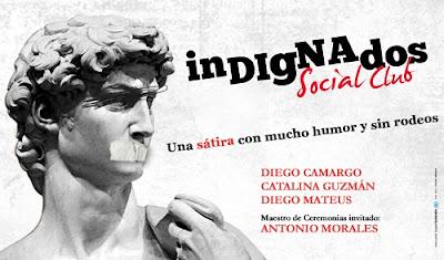INDIGNADOS, SOCIAL CLUB 2