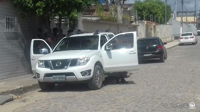 Polícia: Ação entre Policias da PB e PE recupera veiculo roubado em João Pessoa