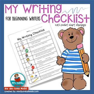 writing in the primary grades, beginning to write, teaching resources for writing