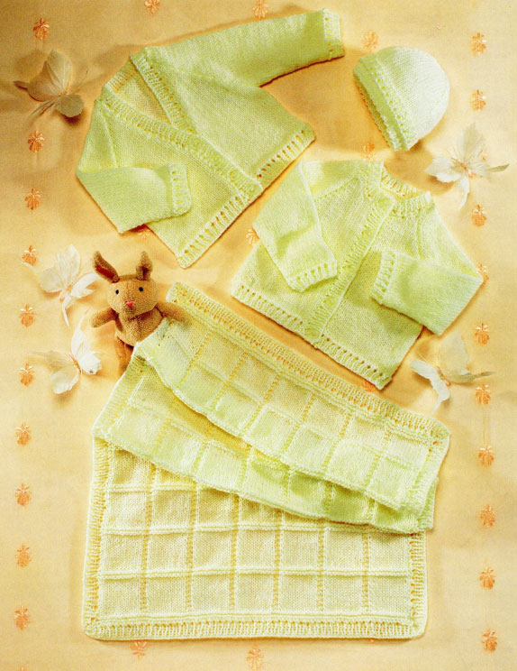 Free Baby Projects Knit A Traditional Baby Layette