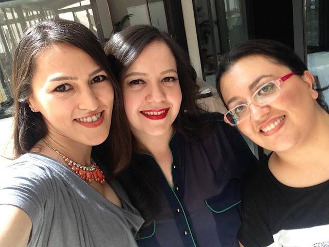 Sevgiyle Yaza Merhaba Etkinliğim ve  Davetli Bloggerlar