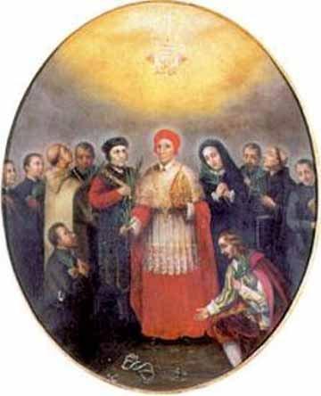 Resultado de imagen para santos martires ingleses