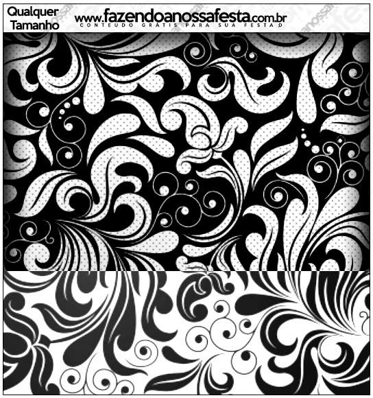 Blanco y Negro: Etiquetas para Candy Bar para Imprimir ...