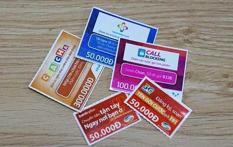 Nhà cái có nhiều chương trình khuyến mại cho hình thức nạp thẻ bằng điện thoại