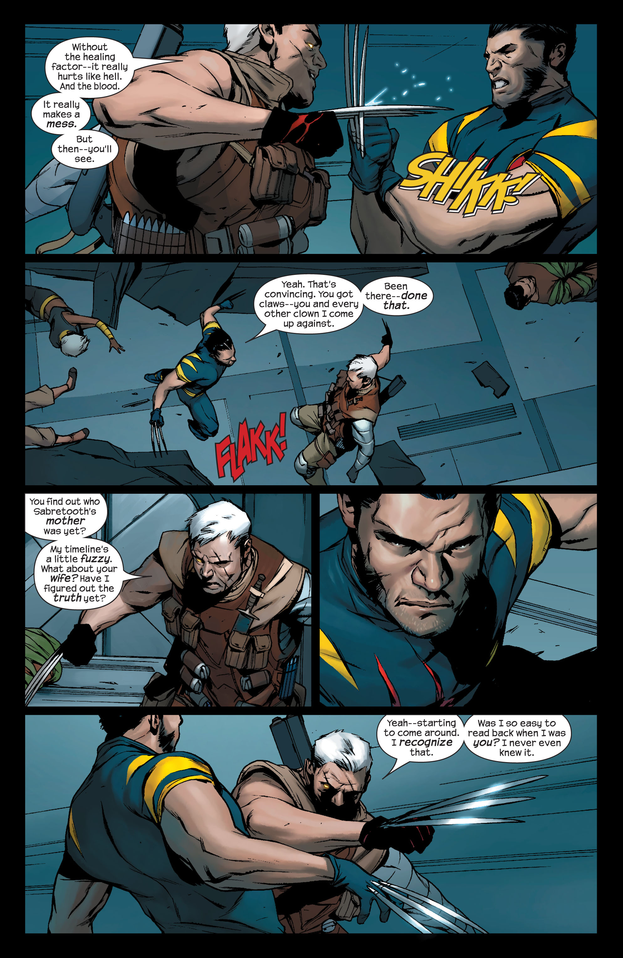 Read online Ultimate X-Men comic -  Issue #76 - 3