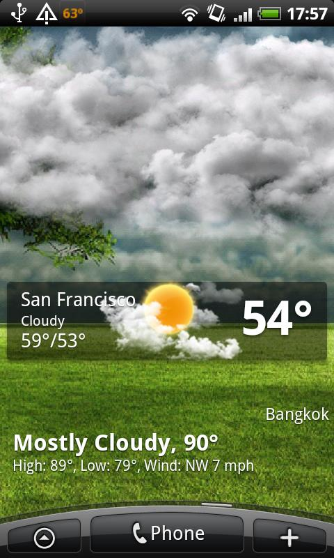GO Weather free download apk Android widget App - Aplikasi ...