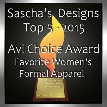 Sascha's Designs Avi Choice Award 2015