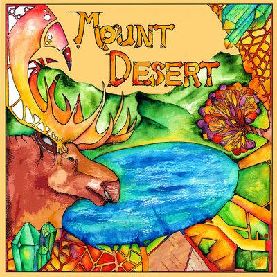 Mount Desert : Mount Desert EP | Review