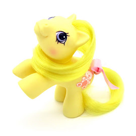 MLP Baby Bouncy Year Twelve Surprise Newborns G1 Pony