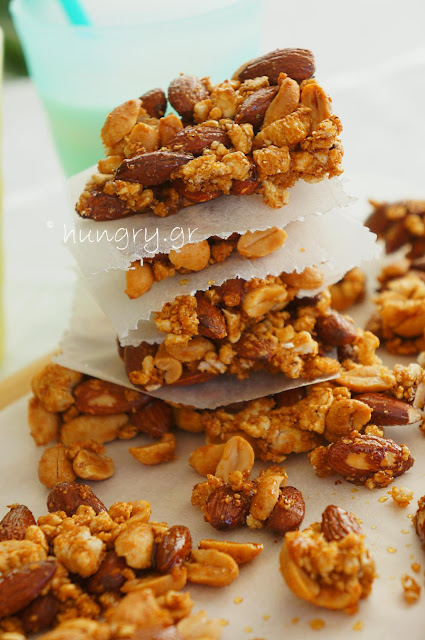 Homemade Energy Bars 4 Ingredients