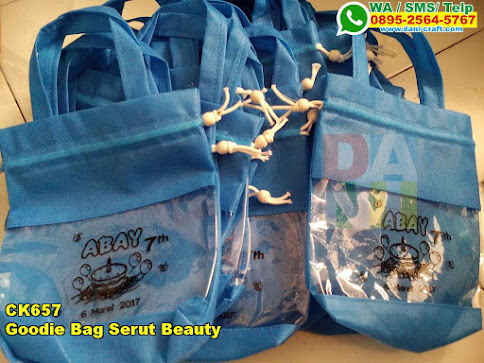 Harga Goodie Bag Serut Beauty