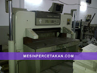POLAR 115 EMC Paper Cutter