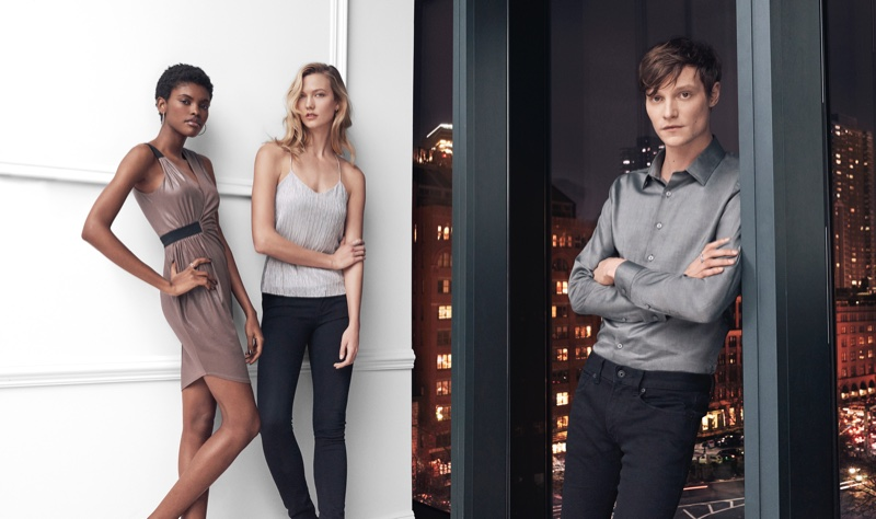Express Spring/Summer 2017 Campaign featuring Karlie Kloss