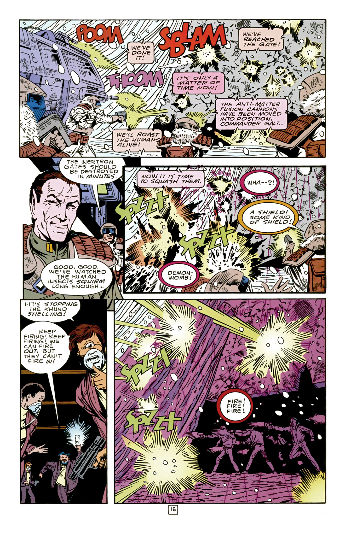 Legion of Super-Heroes (1989) 17 Page 16