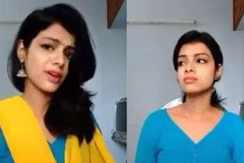 WOW!! Super Madhavi Tamil Dubsmash