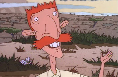 Nigel Thornberry Mustache