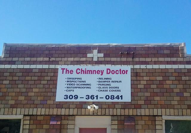 Metamora Herald Chimney Doctor