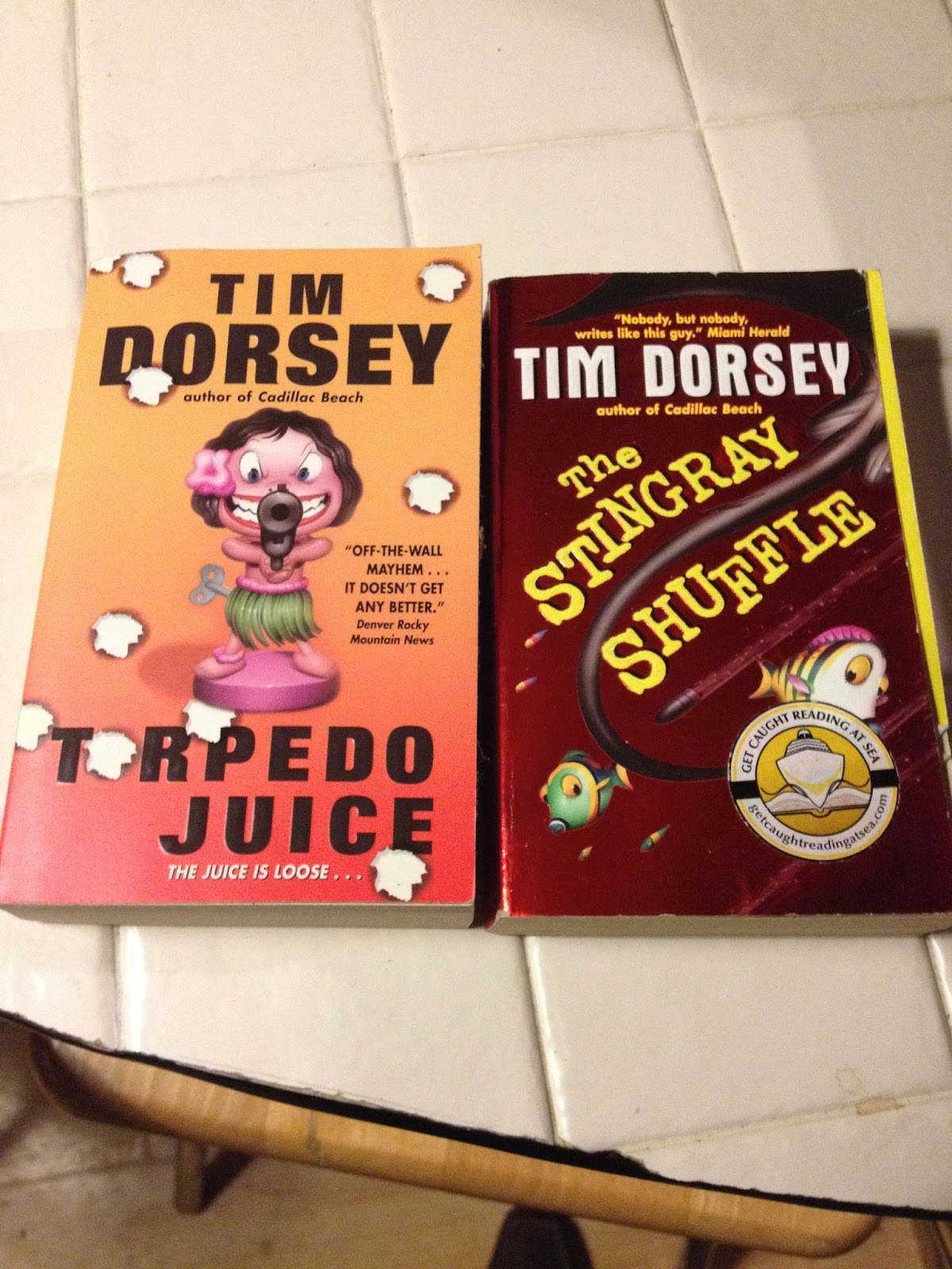 Books by Tim Dorsey on Google Play