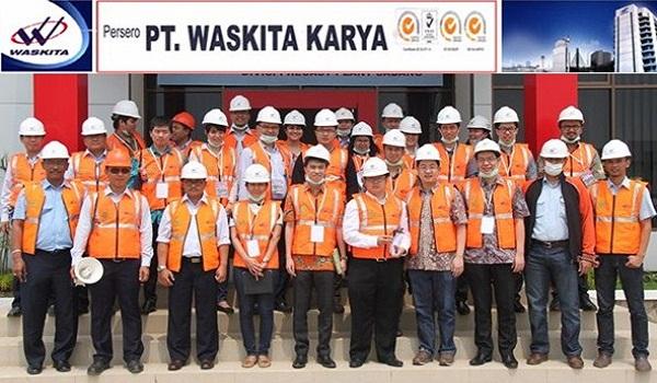 PT WASKITA KARYA (PERSERO) : MANAGEMENT TRAINEE - BUMN, INDONESIA