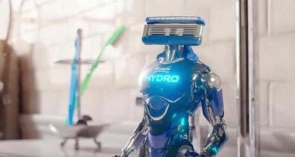 Robot Hydro de Wilkinson