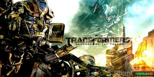 Phim Robot Đại Chiến 2: Bại Binh Phục Hận VietSub HD | Transformers 2: Revenge Of The Fallen 2009
