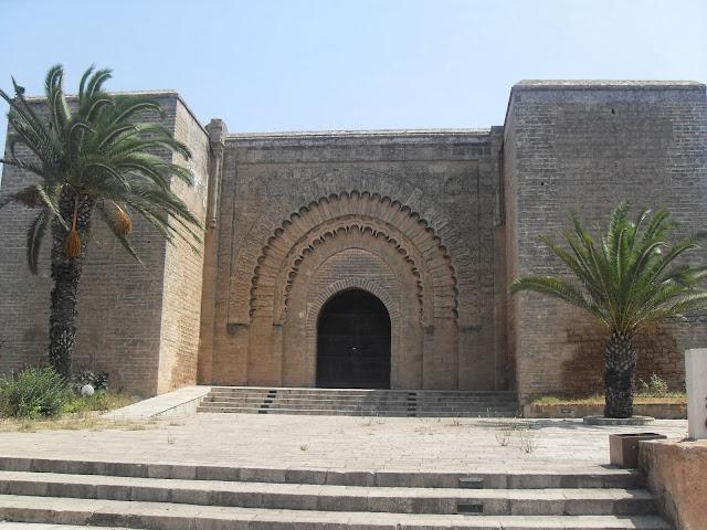 Puerta muralla Rabat